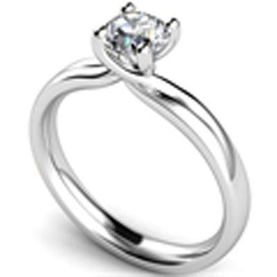 Designer Solitaire Rings