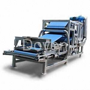 Belt Filter Press For Small Capacity Application