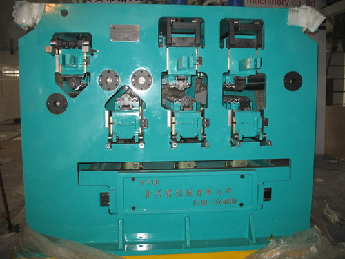 Tension Leveler Machine