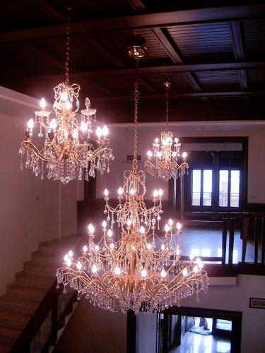 Royal Crystal Chandeliers