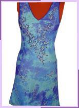 Ciffon Floral Printed Dresses