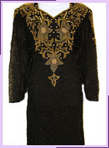 Ladies Embroidered Dresses