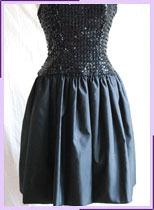 Sequin Chiffon Evening Dresses