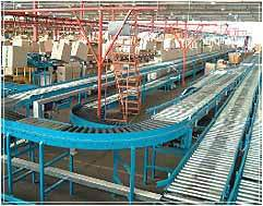 Powered Roller Conveyor in  Sahakar Vijay Indl.-Navghar-Vasai (E)
