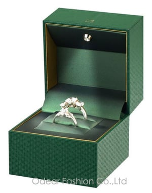 Deluxe Earring Box With Music And Light
