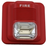Indoor Fire Siren With Flasher (TF-8324)