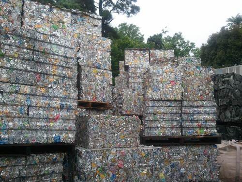 Aluminum Used Beverage Can Scraps