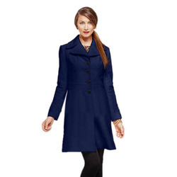 80a78bba17f Ladies Designer Long Coats in New Delhi, Delhi - JAI HIND GARMENTS