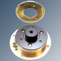 Electromagnetic Normally-Off Type Brake
