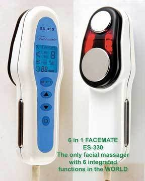 Facemate Ultrasonic Face Massager