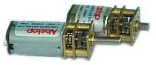 DC Spur Geared Motor (12GF)