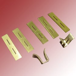 Brass Stamped Components