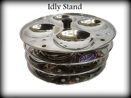 Steel Idly Stands