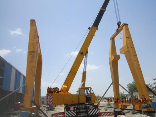 Erection Gantry Crane