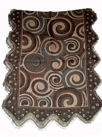 Wool Modern Designer Scarves