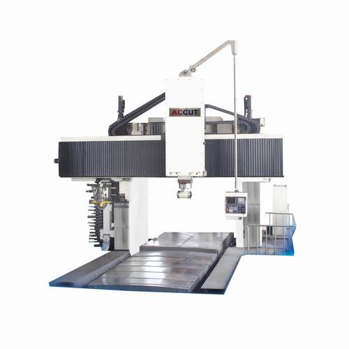 Gantry Machining Center (Movable Column And Beam)