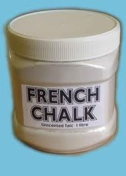 French Chalk Powder