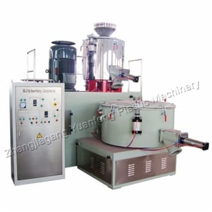 High Speed Heating and Cooling Mixer Machine Units