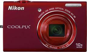 Digital Camera (Nikon COOLPIX S6200)