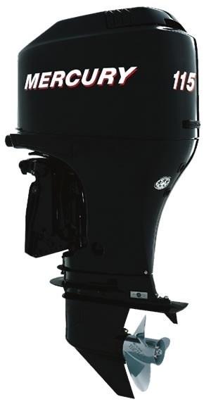 Outboard Motor Four Stroke Mercury 115EXLPT-EFI