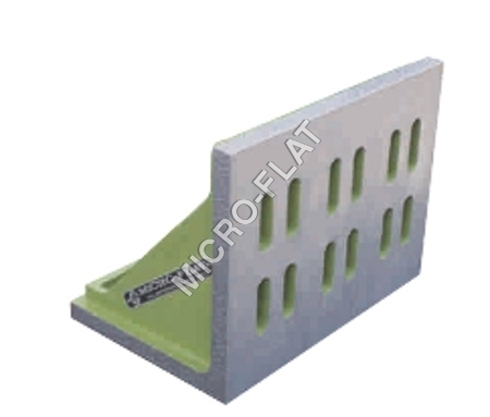 Angle Plate - Slotted And Webbed