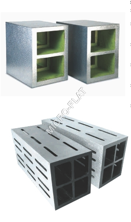 Cast Iron Hollow Box Parallels