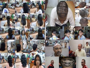 Hair Styling Bonding Services