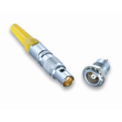 Lemo Miniature Coaxial Connectors - 0a-Series