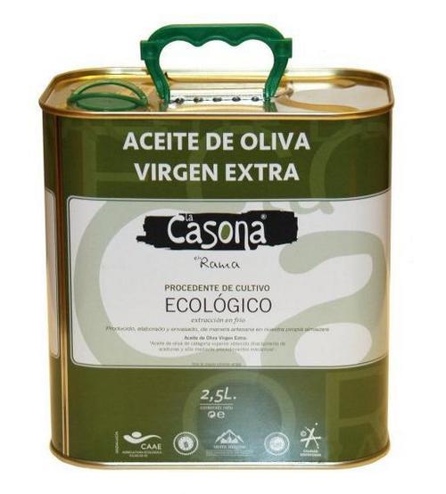 Extra Virgin Olive Oil La Casona