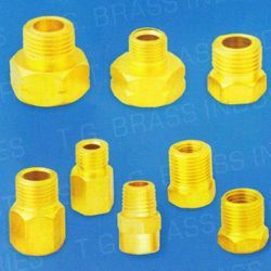 Straight Couplings/Adapters (Male To Female)