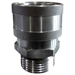 Straight Through Quick Release Coupling St-03