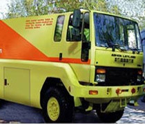Mobile Hospitals Vans