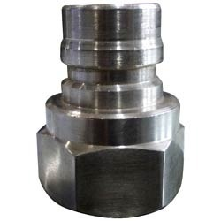 Straight Through Quick Release Coupling St-06