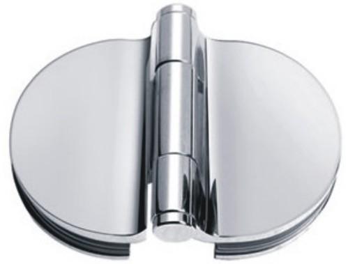 Shower Door Bi-Fold Hinges