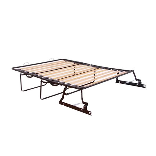 Wood Slats 3 Fold Sofa Bed Mechanism In Jiaxing Zhejiang Jiaxing