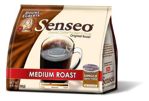 Senseo Medium Roast Coffee Pods