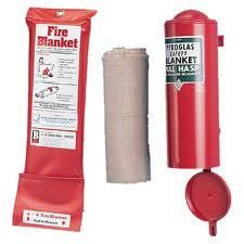 Fire Protection Blanket For Fire Protection