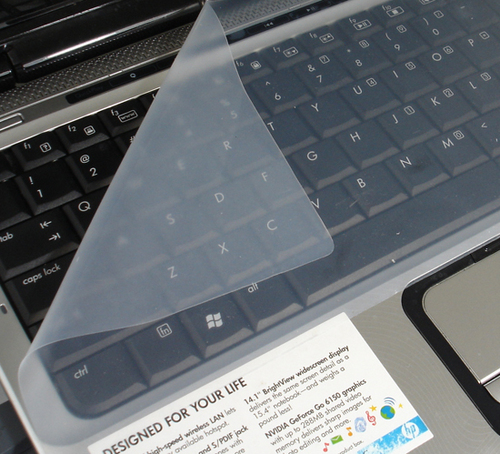 Laptop Keyboard Skin Protector