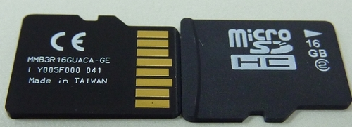 Micro SD 16GB Memory Card