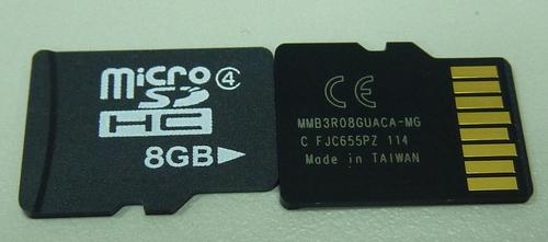 Micro SD 8GB Memory Card