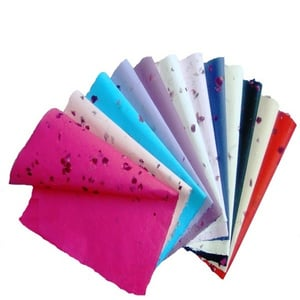 Handmade Recycled Papers