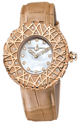 Wrist Watch (Ulysse Nardin Golden Dream 8106-109)