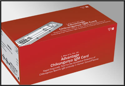 Advantage Chikungunya Igm Card in  Okhla - I