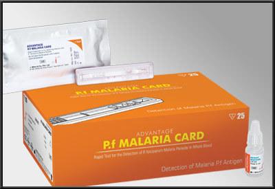 Advantage P.F Malaria Card in  Okhla - I