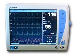 Mediaid M6 Patient Monitor