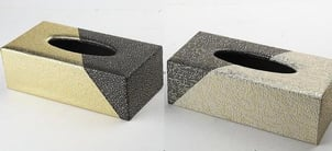Leather Paper Towel Boxes