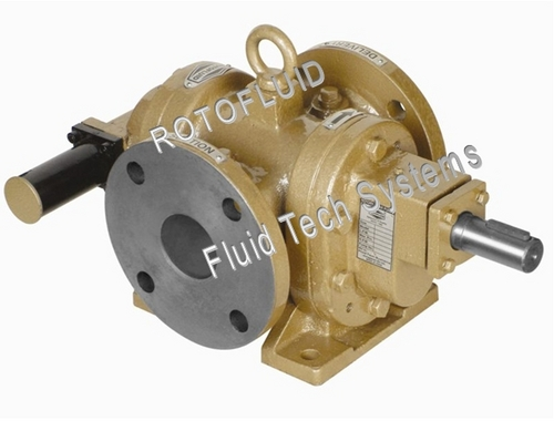 Refineries Gear Pumps