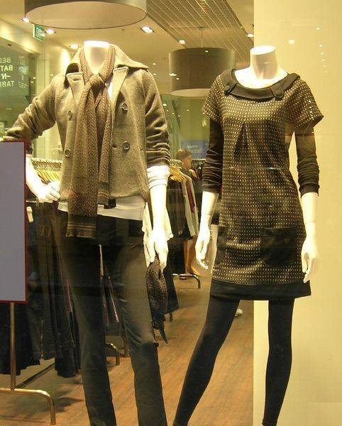 Female Dress Form Mannequins