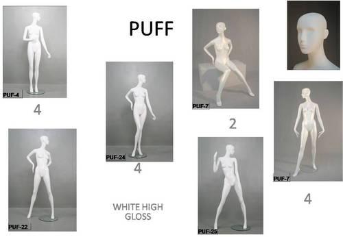 Female Poses Mannequins