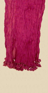 Pink Duptta And Stoles